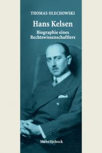 Cover Hans Kelsen - Biographie eines Rechtswissenschaftlers