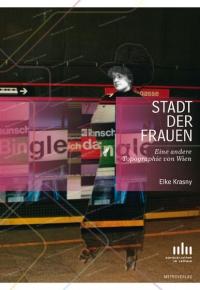 Buchcover: Montage: Schilder von U-Bahn-Stationen, Schwarz-Weiß-Photographie einer Frau