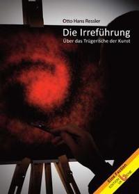 Buchcover: Staffelei mit Bild, Hand des Malers mit Pinsel