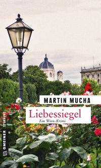 Buchcover: Park, Laterne, Kirche