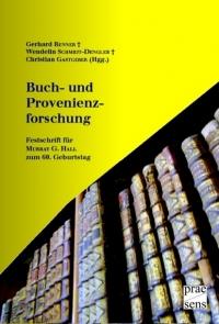 Buchcover: von links unten nach rechts Mitte Regal mit alten Büchern; gelber Untergrund mit schwarzer Schrift