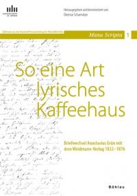Buchcover: handschriftlicher Text, darauf gelbe Schrift