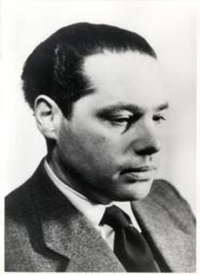 Schwarz-Weiß-Portraitphotographie: Mann