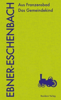 Buchcover: dunkelblaue Schrift auf grünem Untergrund