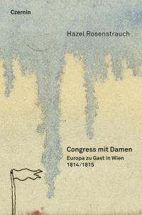 Buchcover: gezeichnete Fahne vor beige-grauem Hintergrund