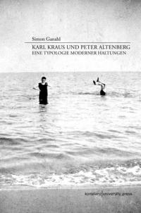 Buchcover: schwarz-weiß-Bild von zwei Männern im Meer: einer blickt in die Kamera, der andere ist unter Wasser, man sieht nur die Beine