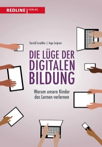 Buchcover: von allen Seiten ragen Hände, die an elektronischen Geräten arbeiten, hinein
