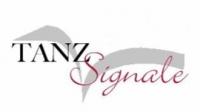Logo: Schreibschrift und Blockbuchstaben, dahinter graues V