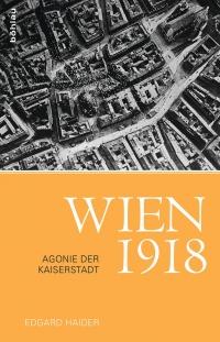 Buchcover, das eine Wiener Häuserzeile aus der Vogelperspektive zeigt