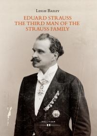 Buchcover: Schwarz-Weiß-Photographie: Brustbild eines Mannes, schwarze und orange Schrift auf hellbraunem Untergrund