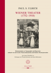 Kupferstich einer Theateraufführung