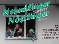 """Farbfotografie der Band """"Neundlinger singt Nöstlinger"""""""