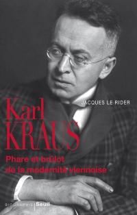schwarz-weiße Fotografie von Karl Kraus