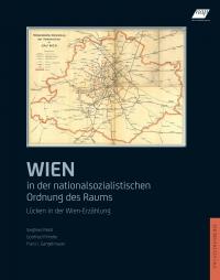 Karte von Wien aus der NS-Zeit