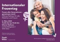Wiener Frauentag 2020 im Rathaus